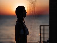 Solarni tuševi i vodene atrakcije - kako odabrati?
